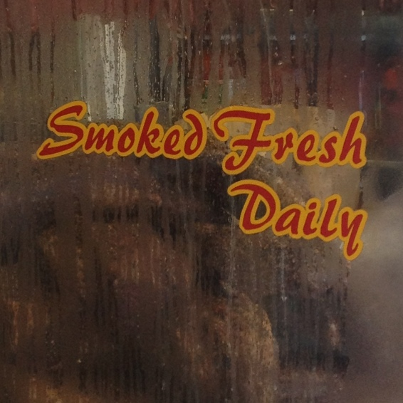 """Smoked Fresh Daily"""