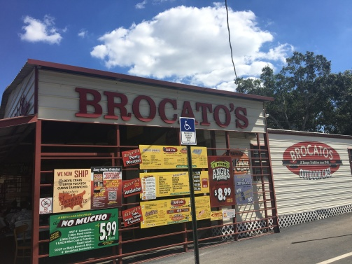 Brocatos Exterior