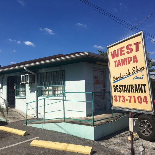 West Tampa Sandwich Shop